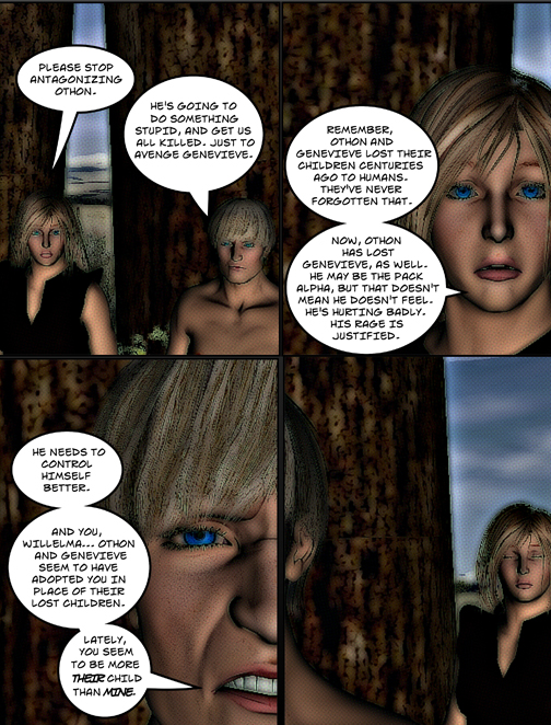 Issue #3 Page #20