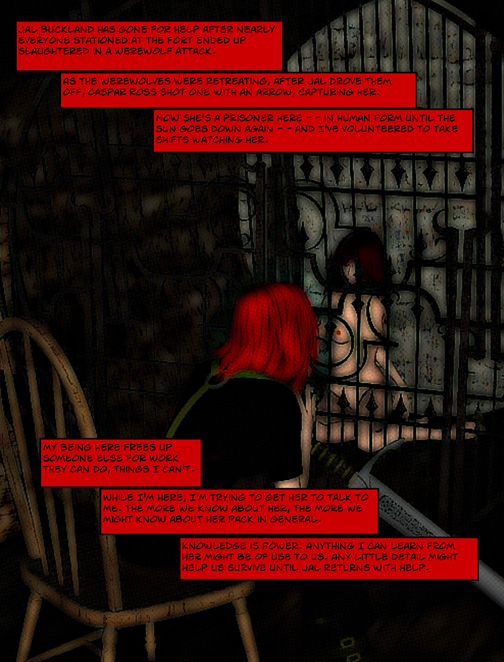Issue #5 Page #1